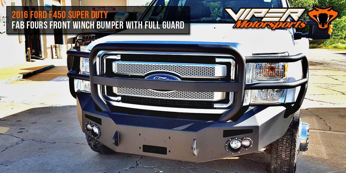 2016 F350 Super Duty >> Aftermarket Bumpers Viper Motorspots Weatherford TX - Photo Gallery
