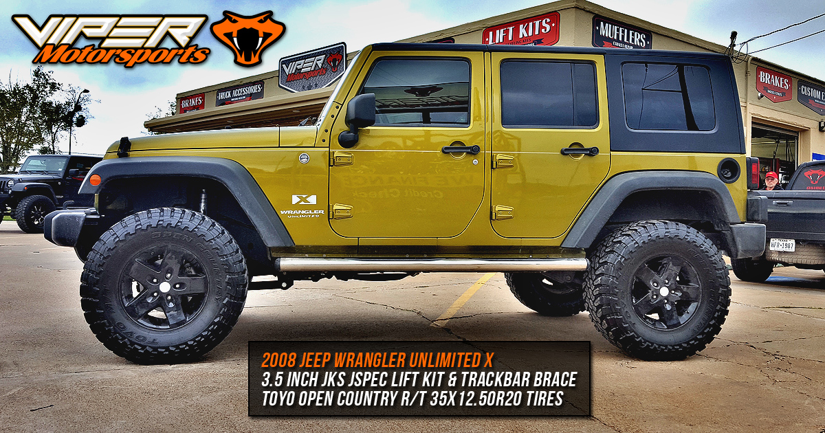 Jeep Wrangler Rubicon Lifted >> Viper Motorsports Lifted Trucks, Jeeps & SUVs Gallery - Photo Gallery