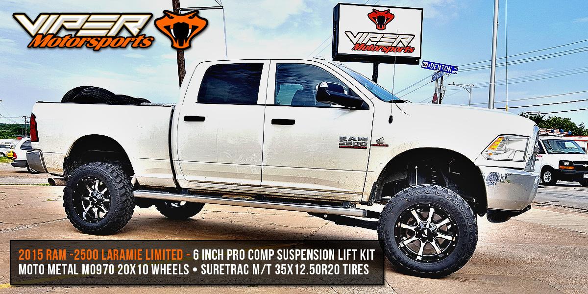 Viper Motorsports Lifted Trucks, Jeeps & SUVs Gallery - Photo Gallery