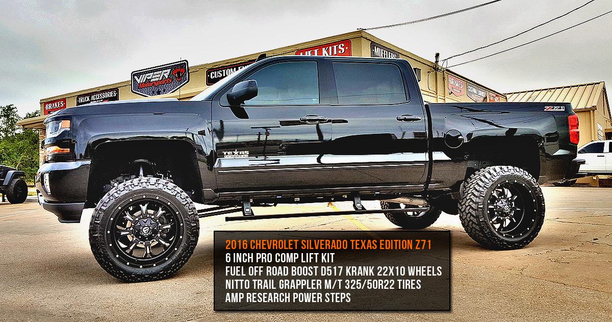 Viper Motorsports Lifted Trucks, Jeeps & SUVs Gallery ...