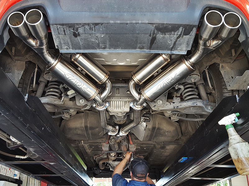 Shop Cat-Back Exhaust Systems at Viper Motorsports Weatherford, TX.