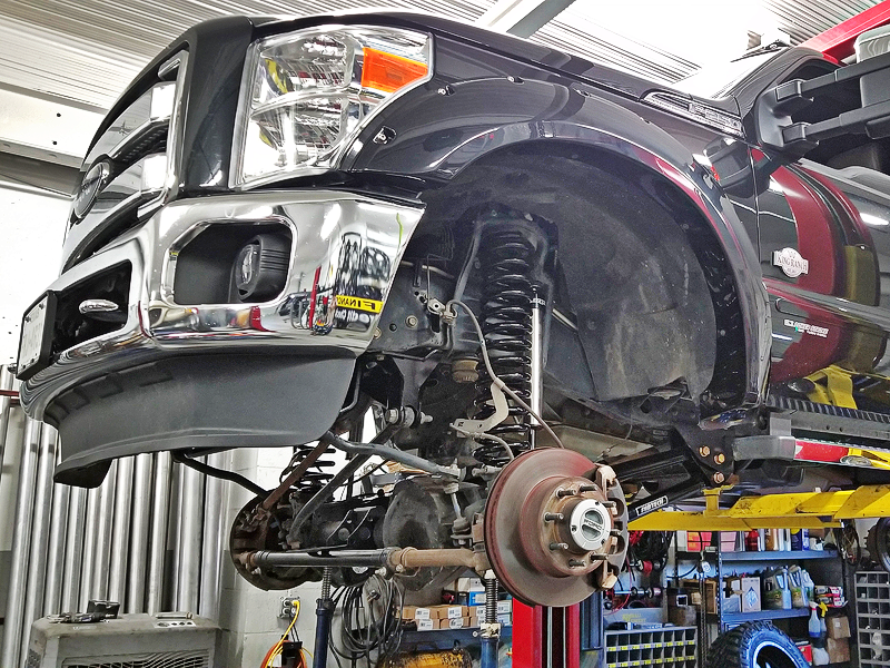 Lift Kit & Accessories Installation - Viper Motorsports Weatherford, Texas