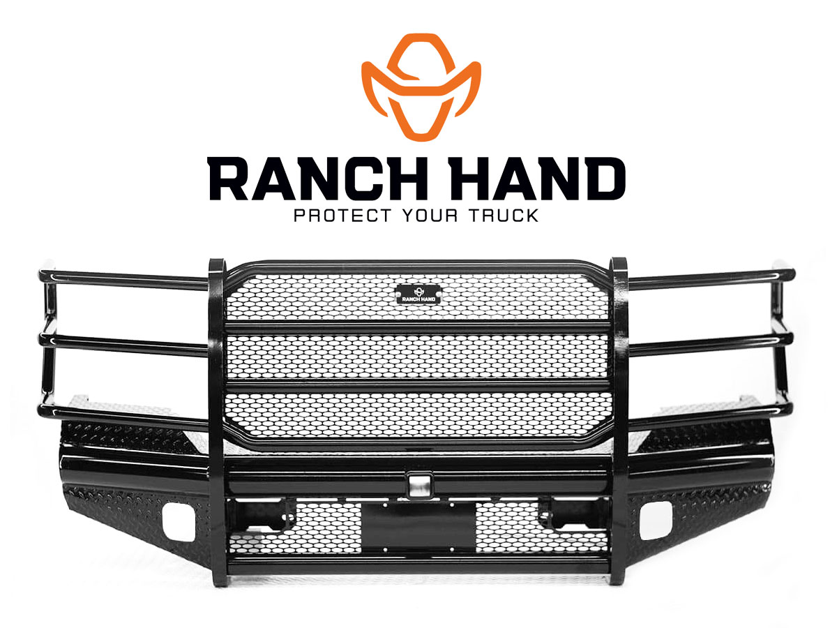 Shop Ranch Hand, Heavy-Duty Truck Bumpers at Viper Motorsports – Weatherford Texas.