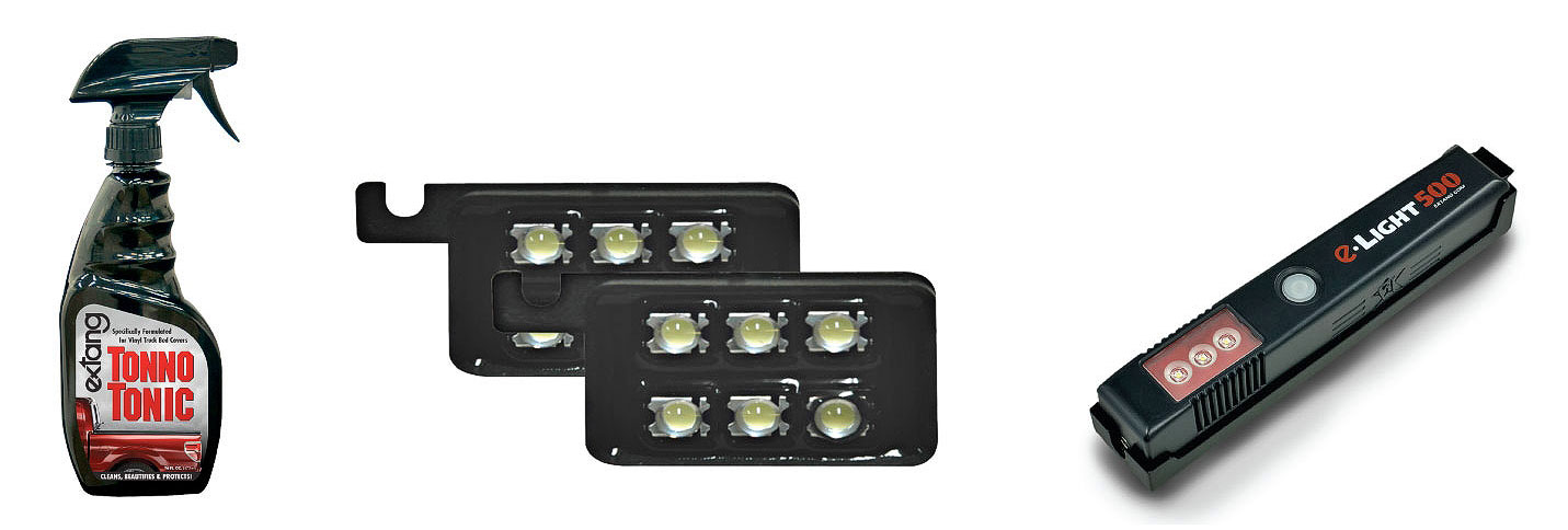Extang Tonno Tonic & LED Truck Bed Lighting