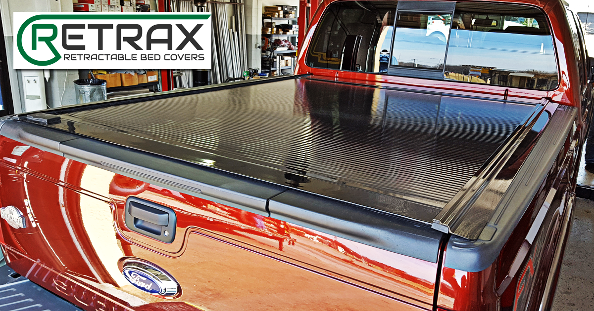 Shop RETRAX Truck Bed Covers at Viper Motorsports – Weatherford, TX