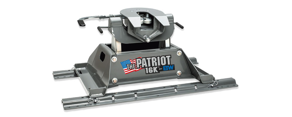 B&W Patriot Fifth Wheel Hitch at Viper motorsports Weatherford TX
